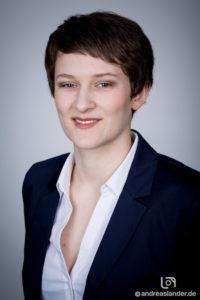 Tina Rosner, Landesvorsitzende der Jusos Sachsen-Anhalt